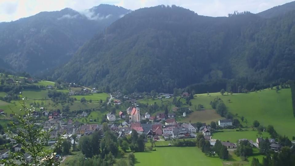 Ansicht St. Gallen, Obersteiermark