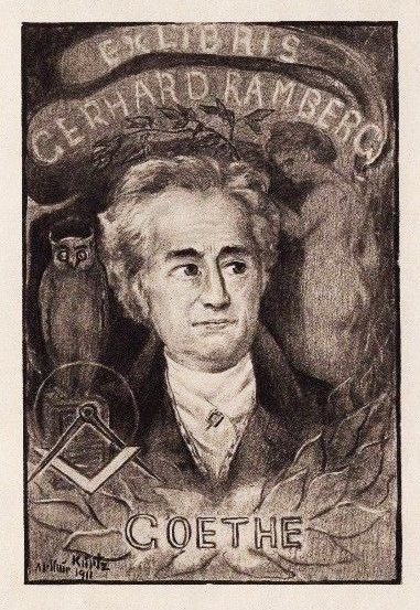 kurtz-A-exlibris-Goethe-Ramberg-1-xc2